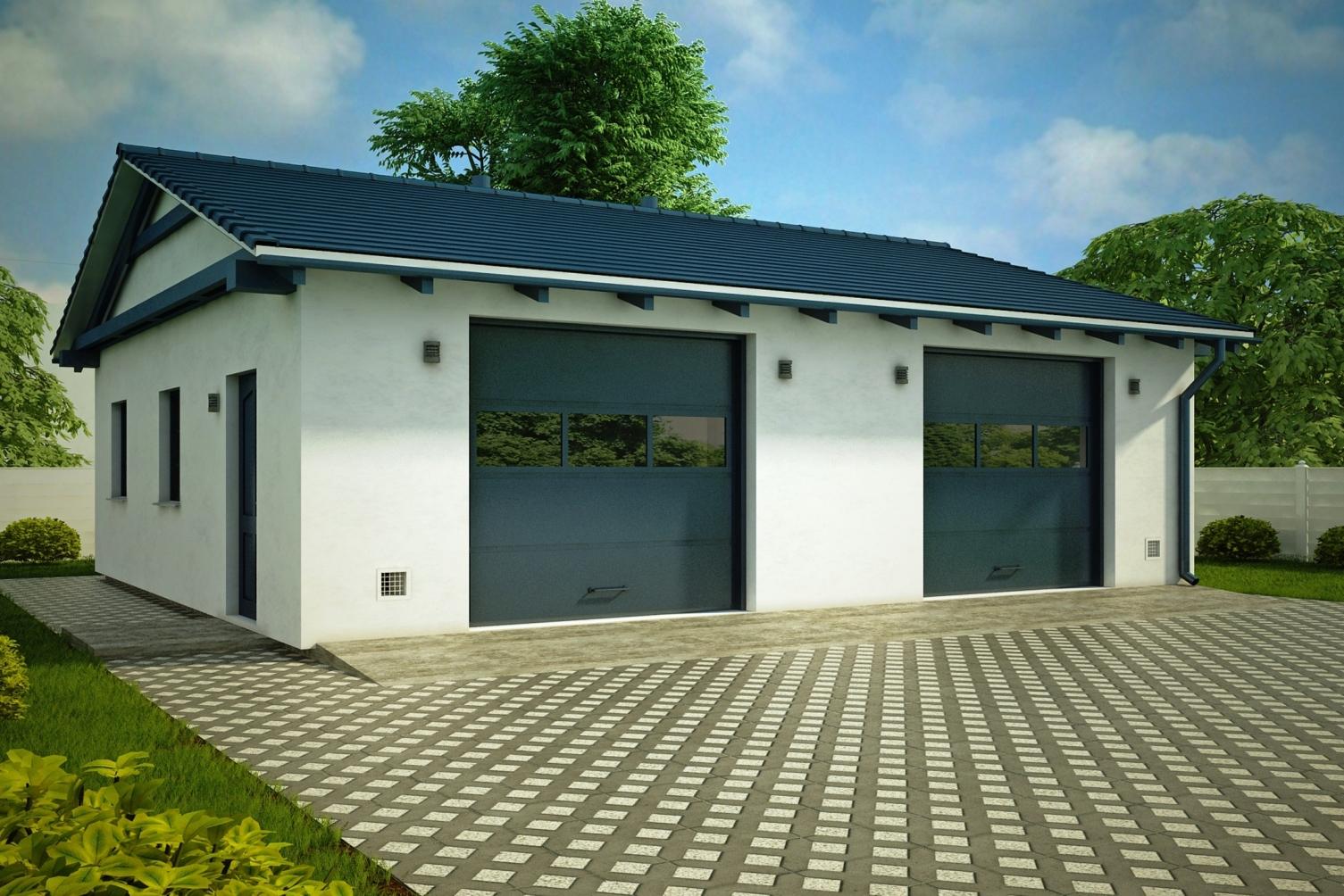 Строительство гаражей под ключ в Саранске